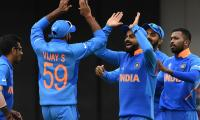 ICC World Cup India and Pakistan Match Photo Gallery - Sakshi