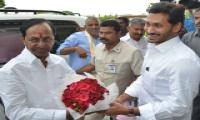 KCR invites YS jagan as chief guest for Kaleshwaram project inauguration Photo Gallery - Sakshi