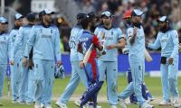 ICC World Cup England and Afghanistan Match Photo Gallery - Sakshi