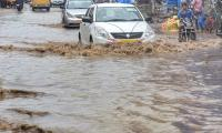 Heavy Rain In Hyderabad Today Photo Gallery - Sakshi