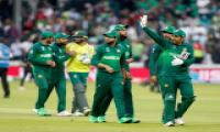 Pakistan win by 49 runs to knock South Africa out of Cricket World Cup 2019 Photo Gallery - Sakshi