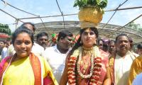 Bangaru Bonam For Vijayawada Kanaka Durga Photo Gallery - Sakshi