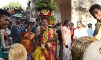 Golkonda Bonalu 2019 Celebrations In Hyderabad Photo Gallery - Sakshi