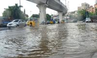 Heavy Rains in Hyderabad Photo Gallery - Sakshi