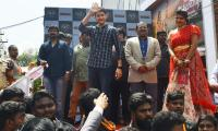 Mahesh Babu Launches Jewellers Showroom At Vijayawada Photo Galelry - Sakshi