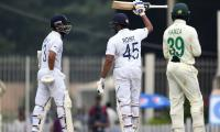 India and South Africa Third Test Match Photo Gallery - Sakshi