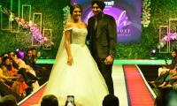 Harbhajan Singh And Geeta Basra Graced The Show Toppers Photo Gallery - Sakshi
