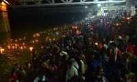 Kartik Purnima Festival in Rajahmundry Photo Gallery - Sakshi