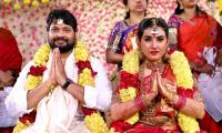 Actress Archana Veda Wedding With Jagadeesh HD Gallery - Sakshi