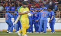 India beat Australia by 36 runs Photo Gallery - Sakshi