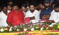 NTR KalyanRam At NTR Ghat Photo Gallery - Sakshi