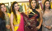 Sutraa Fashion Exhibition Begins at HICC Novotel Photo Gallery - Sakshi