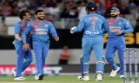 India beat New Zealand by 7 wickets Photo Gallery - Sakshi