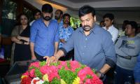 Chiranjeevi Consoles Actor Srikanth Photo Gallery - Sakshi