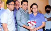 KTR Watches Pressure Cooker Movie Photo Gallery - Sakshi