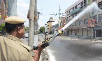 Lockdown in Hyderabad City Photo Gallery - Sakshi