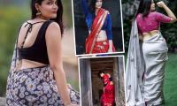 Actress Kalpika Ganesh Photo Gallery - Sakshi