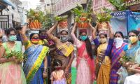 bonalu celebrations in hyderabad Photo Gallery - Sakshi