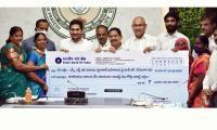 CM YS Jagan Launched YSR Cheyutha Scheme In Tadepalli Photo Gallery - Sakshi