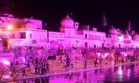 groundbreaking ceremony of Ayodhyas Ram temple photo gallery - Sakshi