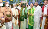 CM YS Jagan Participate Srivari Brahmotsavam At Tirumala - Sakshi