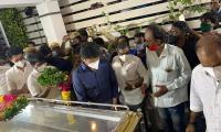 SP Balasubrahmanyam passes away at 74 Photo Gallery - Sakshi
