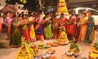 Bathukamma Celebrations 2020 At Telangana Photo Gallery - Sakshi