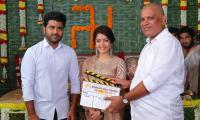 Sharwanand Next With Rashmika Aadaalloo Meeku Johaarlu is Began Shooting - Sakshi