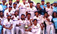 Brisbane india and australia Test Match Photo Gallery - Sakshi