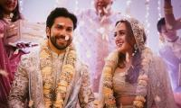 Bollywood Star Varun Dhawan Natasha Dala's Marriage Photo Gallery - Sakshi