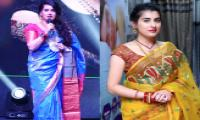 Mrs. Vizag is the face guest Archana at the Traditional Fashion Show Photo Gallery - Sakshi