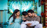 Jr Ntr, Lakshmi Pranathi Wedding Anniversary Photo Gallery - Sakshi