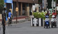 Partial curfew in Andhra Pradesh Day 2 - Sakshi