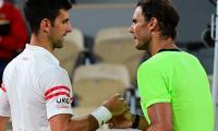 French Open 2021 Djokovic and Nadal Match Photos - Sakshi