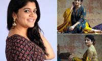 Aakaasam Nee Haddhu Ra Movie Fame Aparna Balamurali Photos - Sakshi