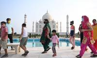 Taj Mahal reopens today after 2 months Photo Gallery - Sakshi