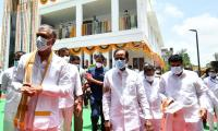CM KCR Tour Of Districts Photo Gallery - Sakshi
