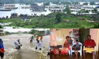 Heavy Rain in Adilabad District Photos - Sakshi