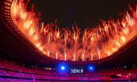 Tokyo Olympics Opening Ceremony Photo Gallery - Sakshi