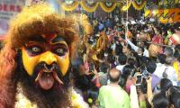 Secunderabad Mahankali Bonalu 2021 Pics - Sakshi