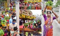 secunderabad bonalu 2021Photo Gallery - Sakshi