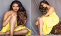 Rangasthalam Fame Actress Pujita Ponnada Photos - Sakshi