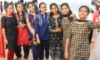 Friendship Day 2021 in Visakhapatnam - Sakshi