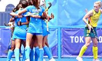 Indian Womens Hockey Match Tokyo Olympics Photos  - Sakshi