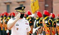 US Army Chief Gen James McConville - Sakshi