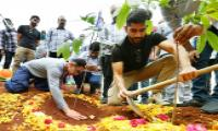 Aamir Khan and Akkineni Naga Chaitanya Participated in Green India Challenge Photo Gallery - Sakshi