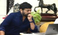 Republic Movie Trailer Launched By Chiranjeevi Photo Gallery - Sakshi