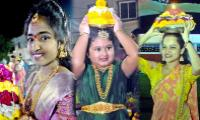 Bathukamma Celebrations In Hyderabad  Photo Gallery - Sakshi