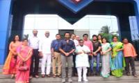 Manchu Vishnu Visit Tirumala Tirupati With His Team Photo Gallery - Sakshi