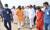 KCR Visits Yadadri Temple Photo Gallery - Sakshi